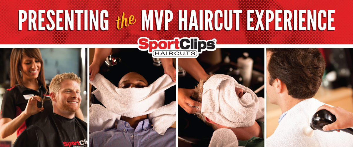 The Sport Clips Haircuts of Lindale MVP Haircut Experience